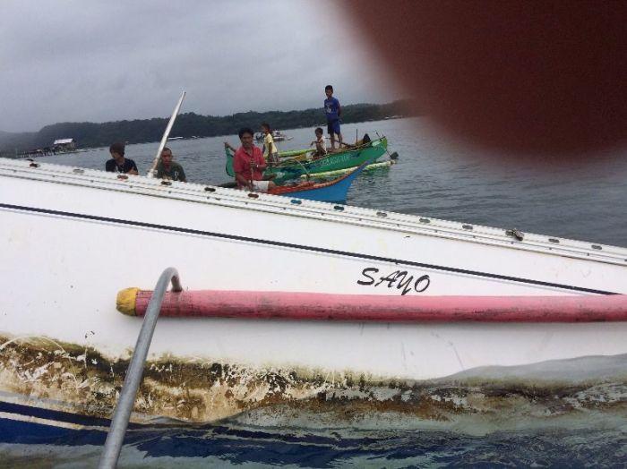 яхту с мумией на борту обнаружили рыбаки