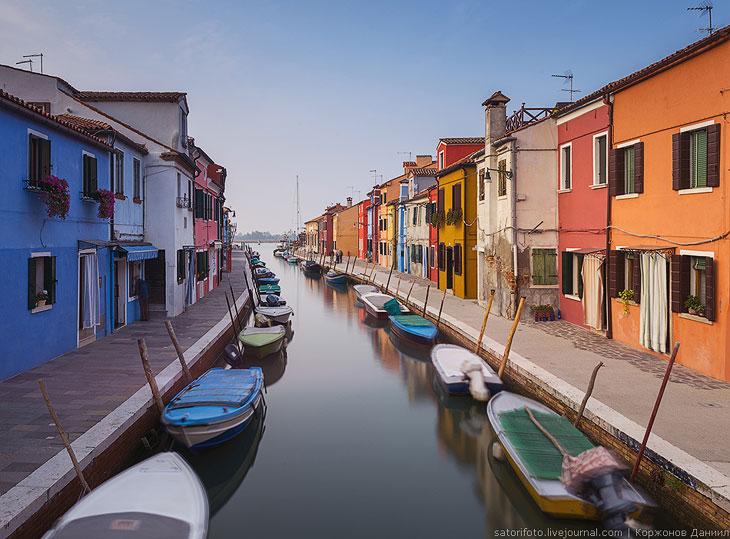 Бурано— островной квартал Венеции
