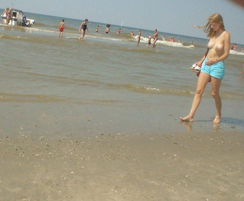 пляж лучшее место для знакомства