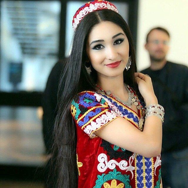 Голая таджичка