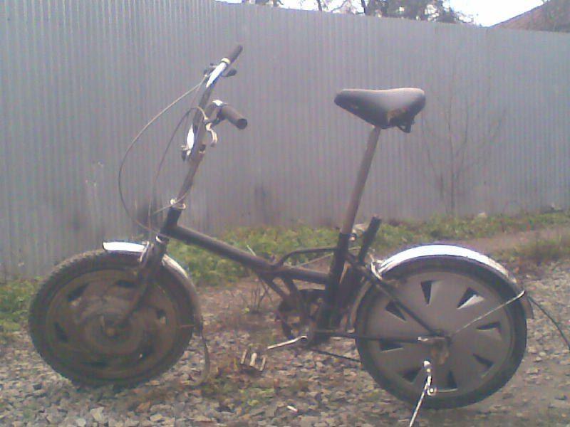 Тюнинг велосипеда своими руками в домашних
