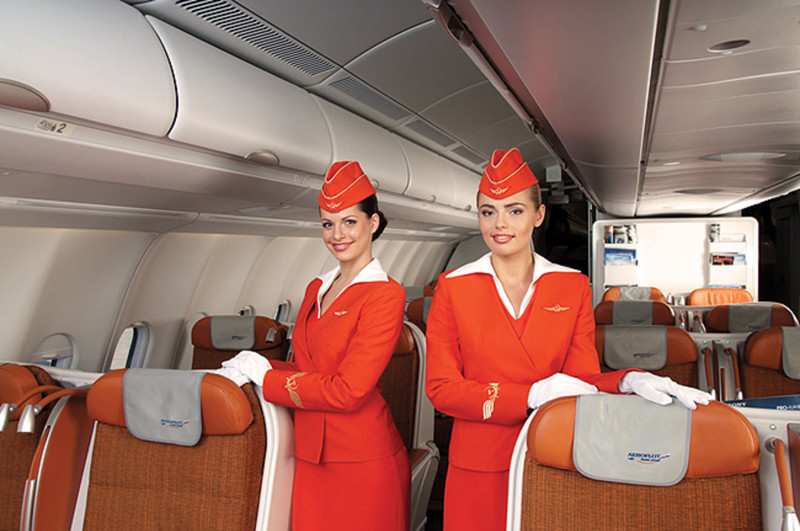 Чтобы стать стюардессой, одного желания недостаточно.