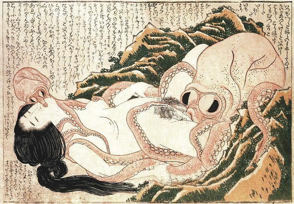 Древняя порнография в картинках