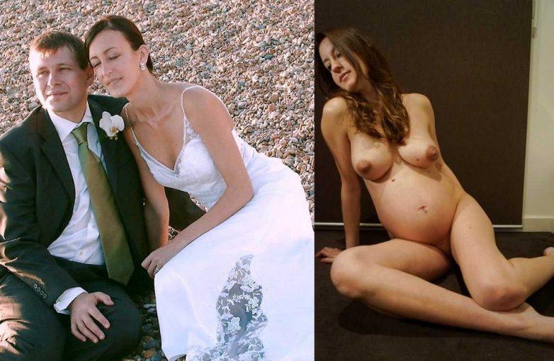 Раздевание на свадьбе до гола — photo 2