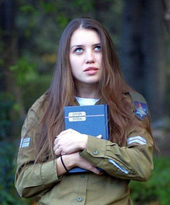 Девушки в армии израиля 66 фото