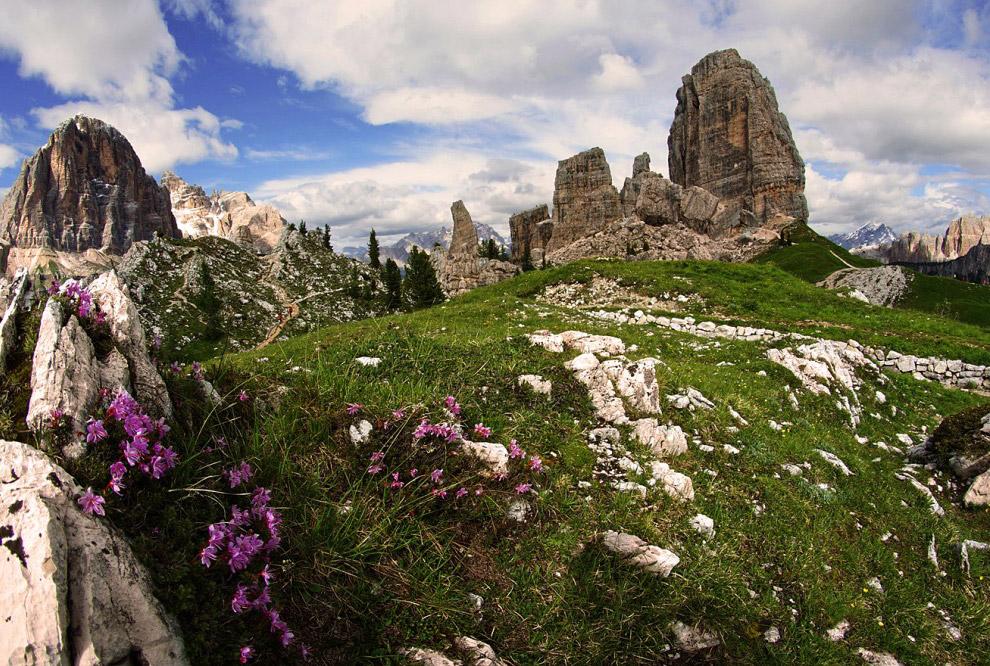 горы доломиты в италии решили