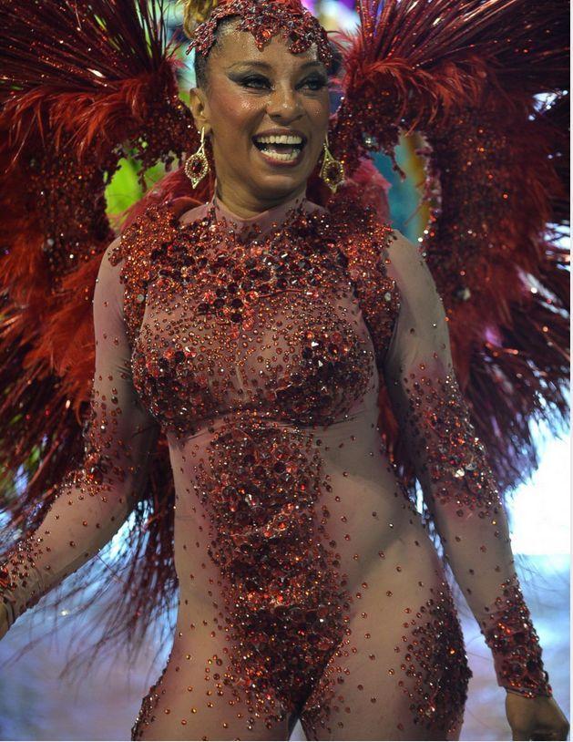 карнавал бразилии фото девушек
