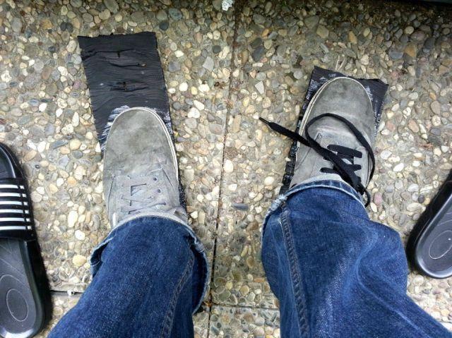 Как ремонтируют подошву обуви - Astro-athena.Ru