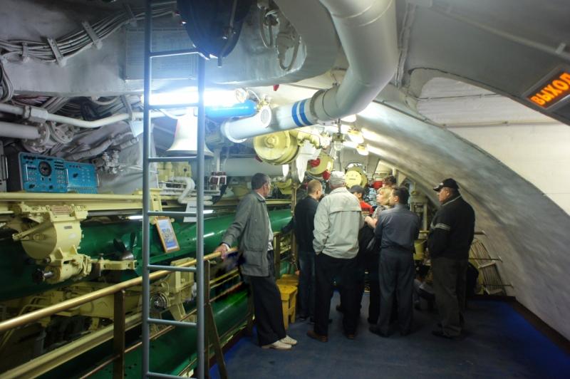 где музей подводной лодки