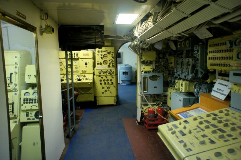 для чего рубка на подводной лодке