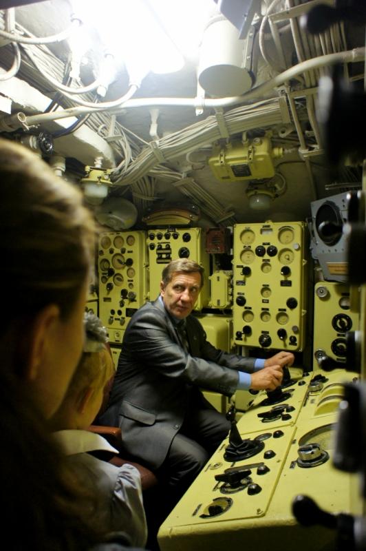 радиостанция с подводной лодки