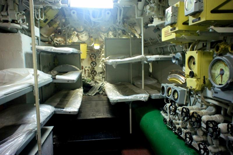 помещение для подводной лодки