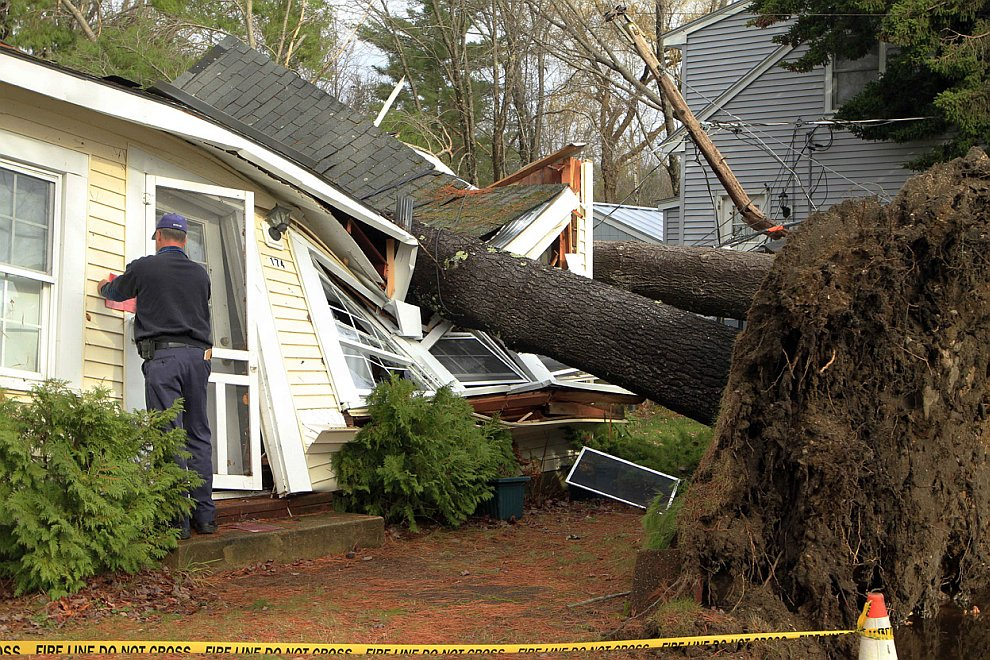 Атлантический ураган Сэнди: неделя спустя
