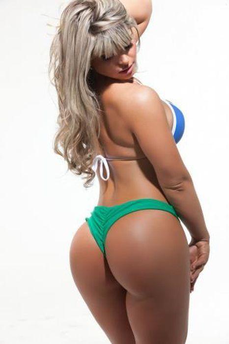 Бразильские девушки с большой попой фото 8