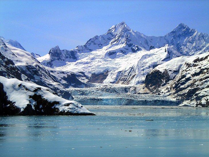 Parque Nacional Glacier Bay Alaska