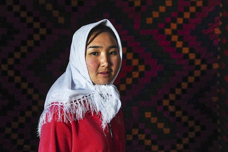 фото киргизский девки создали сайт