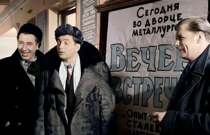 "How to shoot the film ""Spring on Zarechnaya street"""