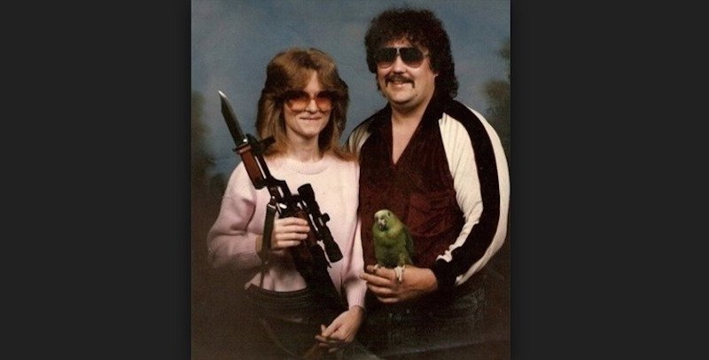 """""""In the depths of family albums"""" or several obviously unsuccessful photos that will make you laugh heartily"""