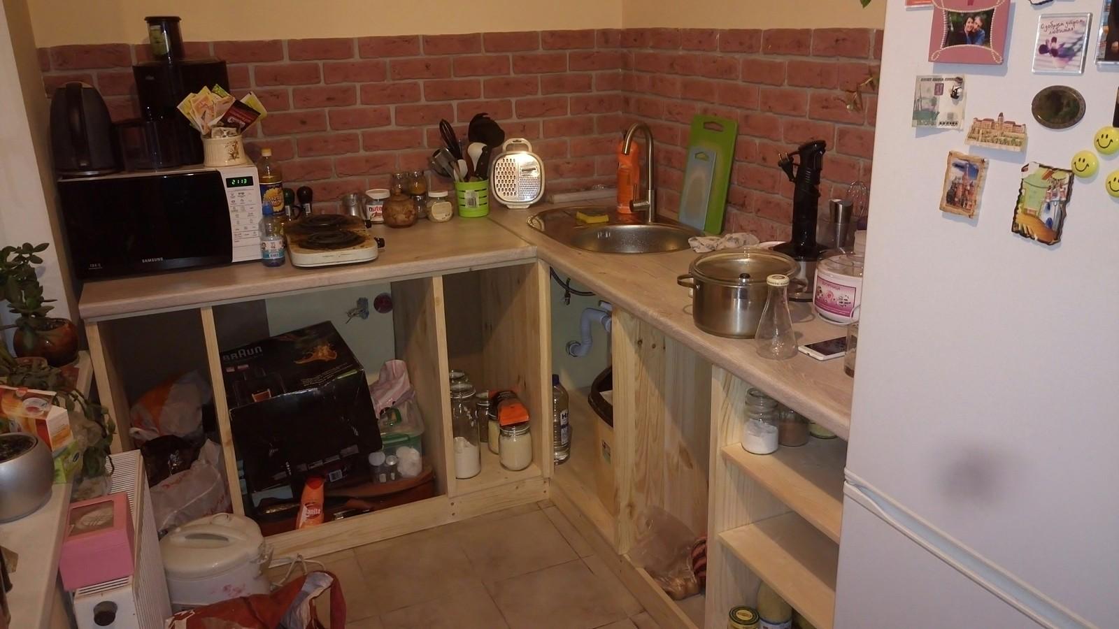 слава богу фото кто сделал кухню своими руками отлично подходит для