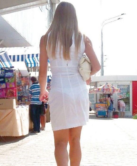 Фото Девочек В Прозрачных Платьях