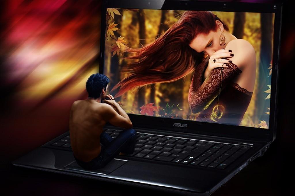Помним, картинки анимация виртуальная любовь