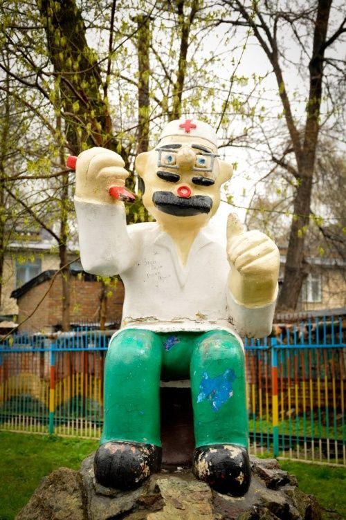 Детские площадки России ! )))