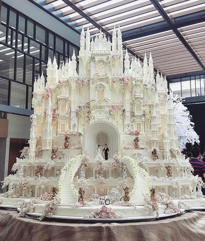 фото необыкновенных тортов качестве