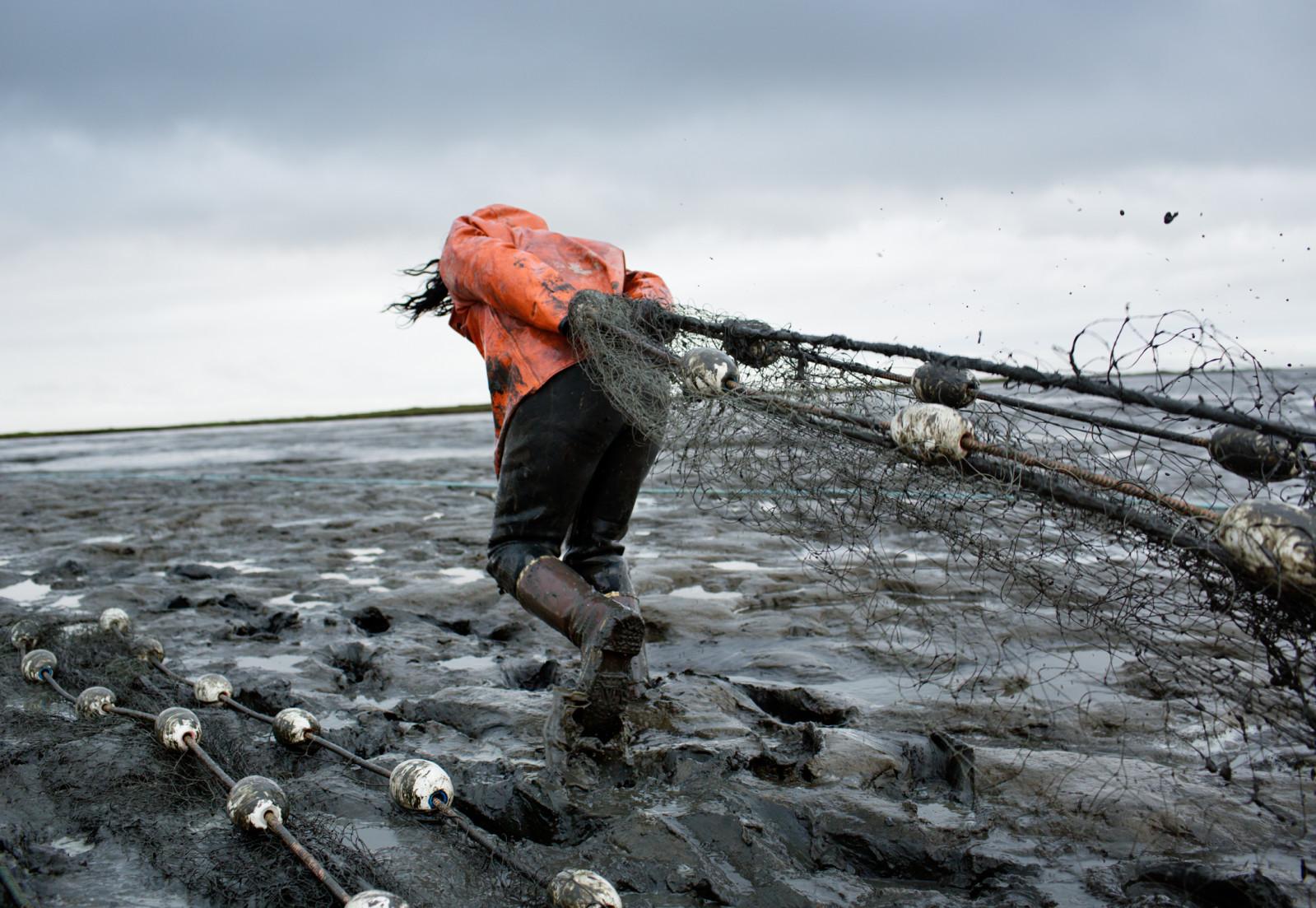 суровые северные рыбаки