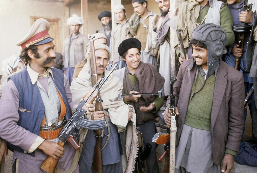 испанию фото афганистанских воин хохлома для