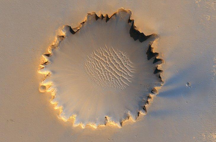9 лет на Марсе