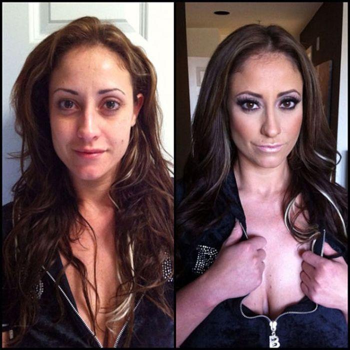 Смотреть крупно порно актеры с гримом красивые порно