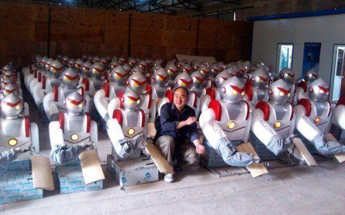 10 Неординарных вещей, которые можно купить в Китае