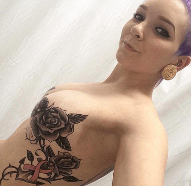 смотреть женщин с удаленной грудью - 4