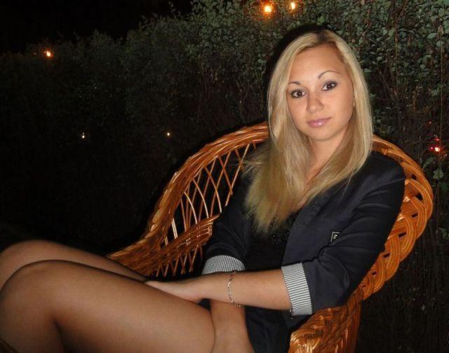 частное фото русских красивых девушек