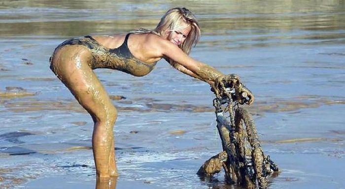 смешные фото девушек голых