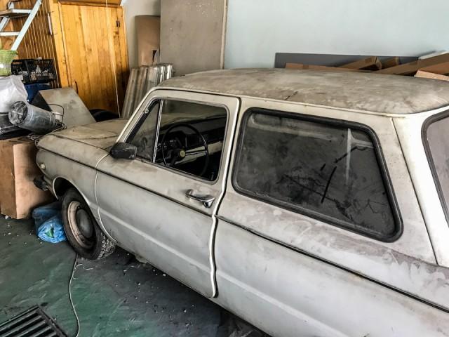 """ЗАЗ-968М """"Запорожец"""" с пробегом 4670 км"""