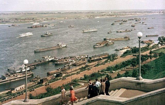 Фото эпохи СССР