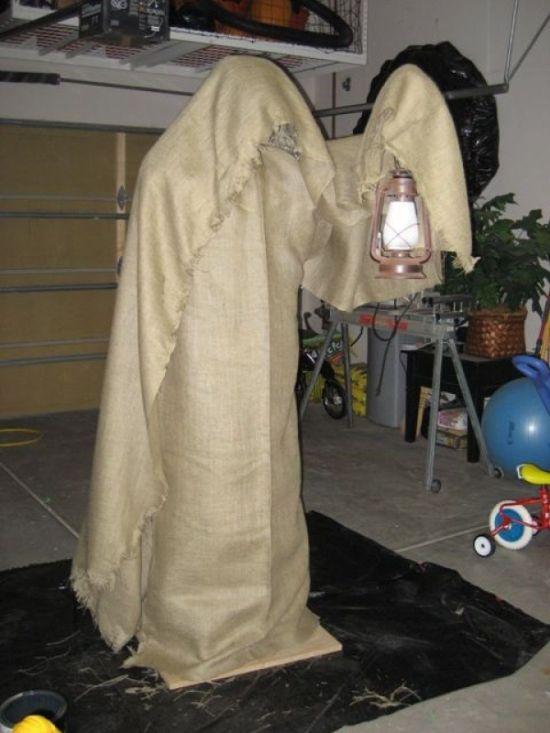 Декорация на Хэллоуин своими руками