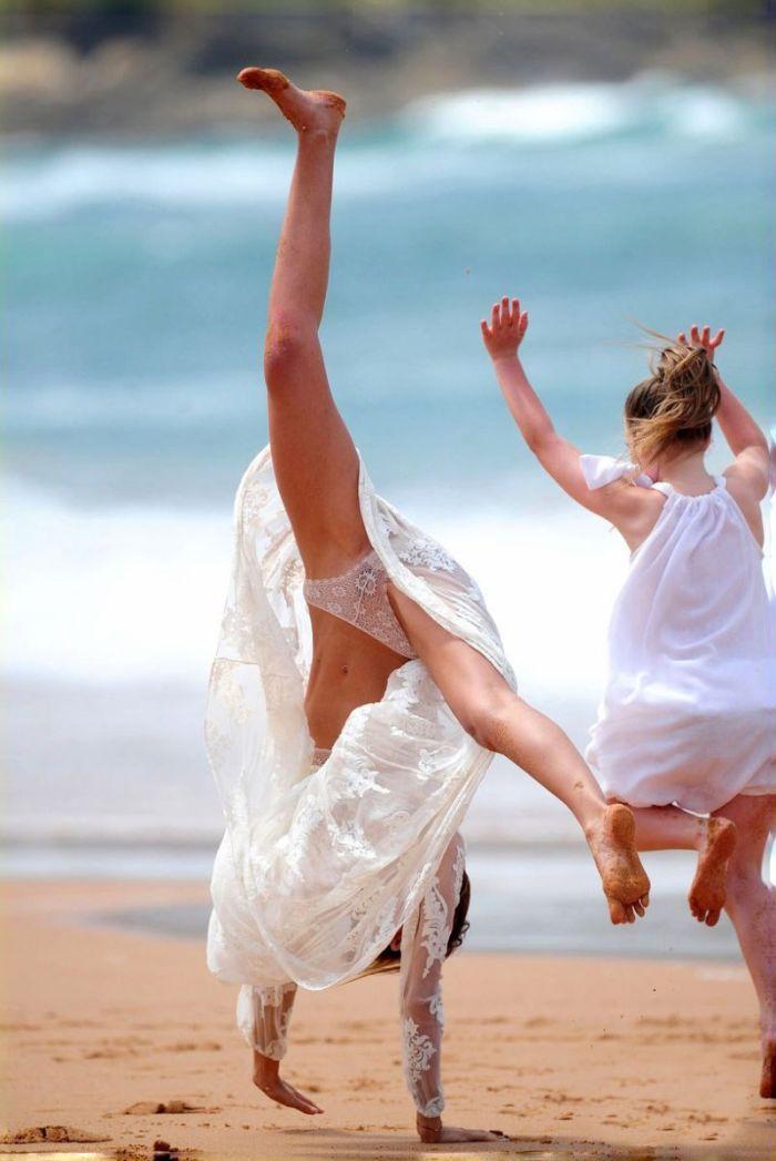 фото засветы танцующих