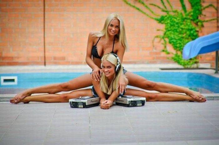Фото онлайн бесплатно смотреть гибкие девушки