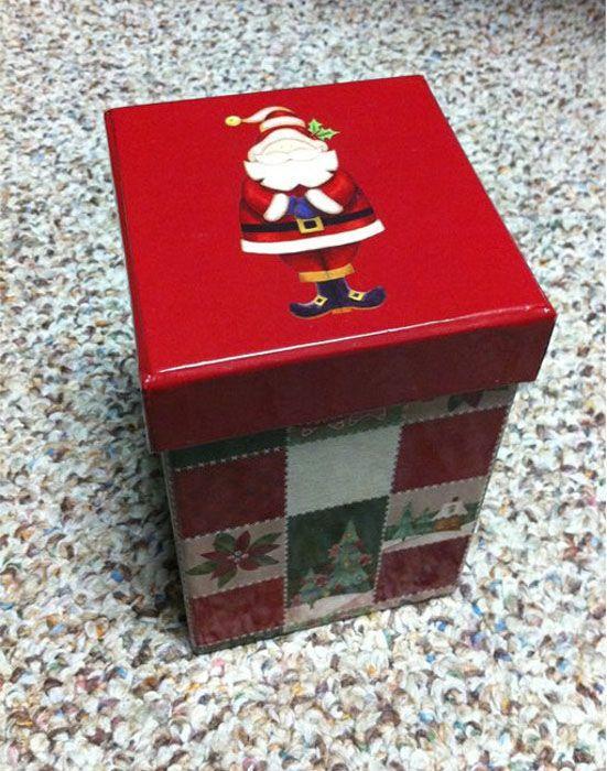 Фото с подарками приколы