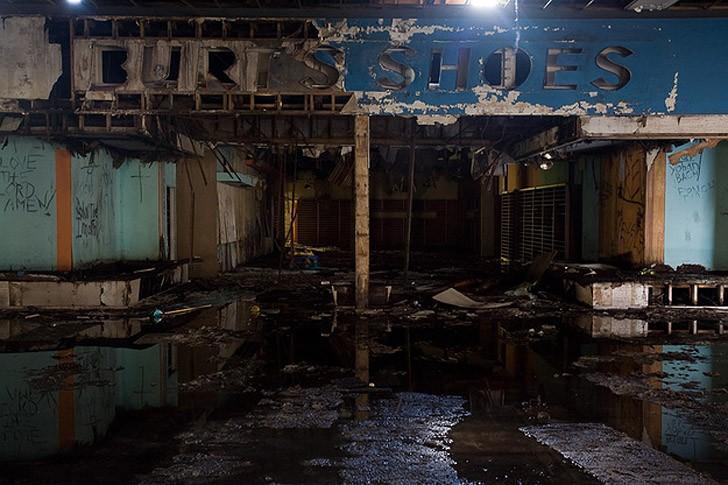Journey through the abandoned US megamollas