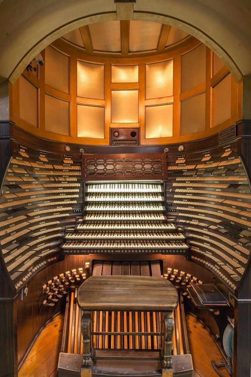 Как дома сделать орган