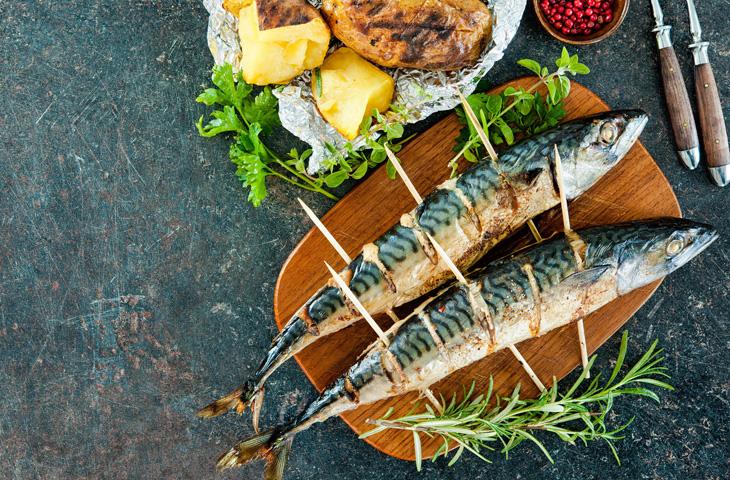 рыба на костре рецепт Журавлева сердце рана