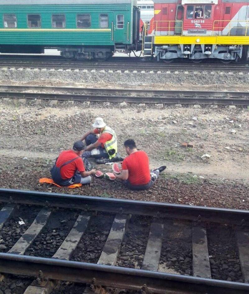 железная дорога смешные фото баннерные