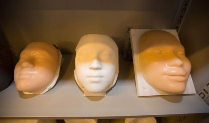 В Пекине открылась студия 3D-печати лиц покойников
