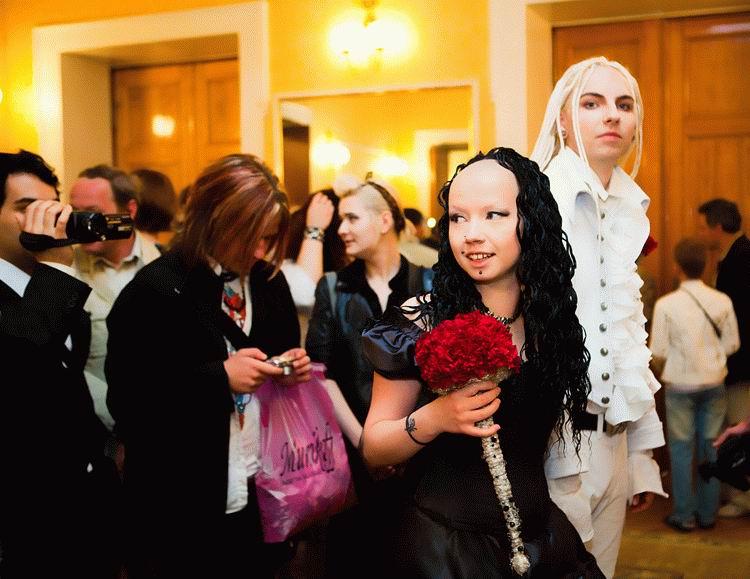 Неформальные свадьбы фото — pic 12