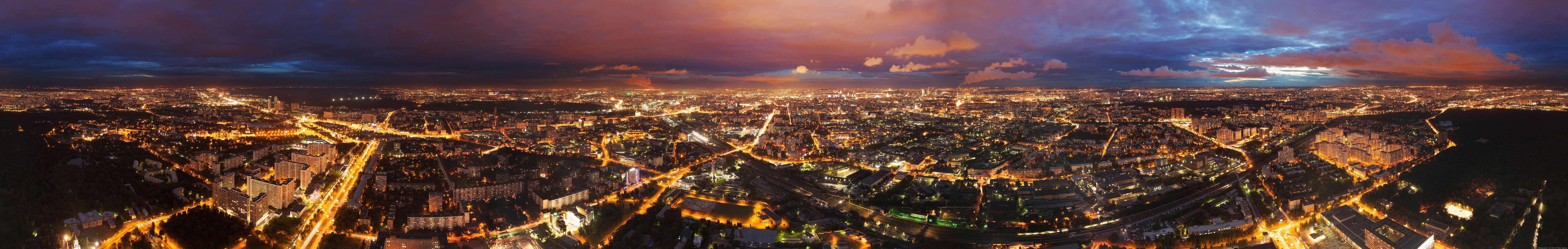 панорамные фото магнитогорска