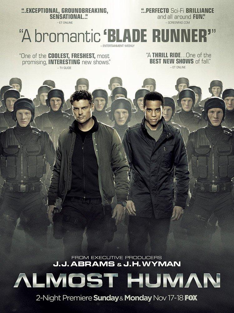 «Почти Человек» — 2013 - 2014