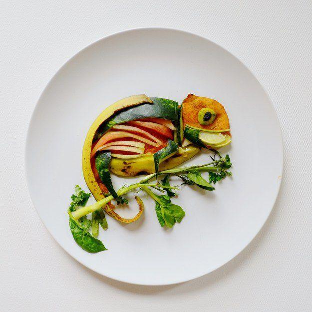 FoodArt (22 фото)